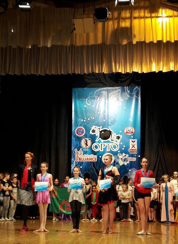 Хореографический конкурс танцевальный олимп 2017